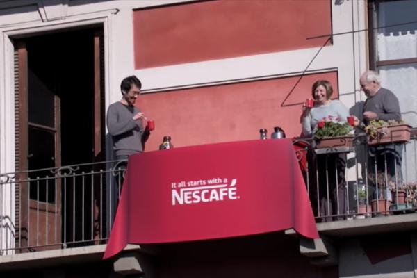 Nescafe-The-Nextdoor-Hello-Publicis-viral-Milano