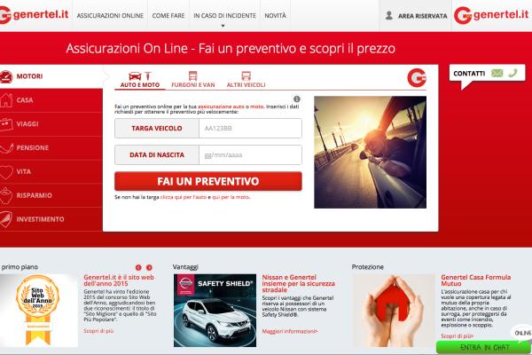 Genertel, Mondo Convenienza e Zalando i migliori brand online
