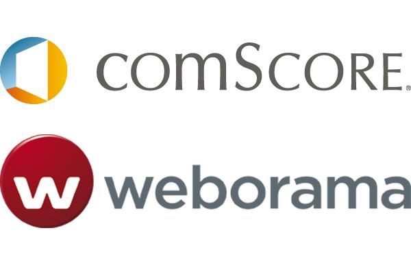 comScore-Weborama-Loghi