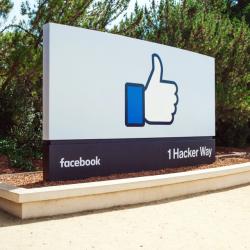 Facebook-sede