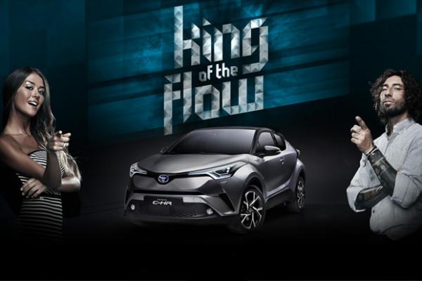 Giorgia-Palmas-Vittorio-Brumotti-Toyota-Kingoftheflow
