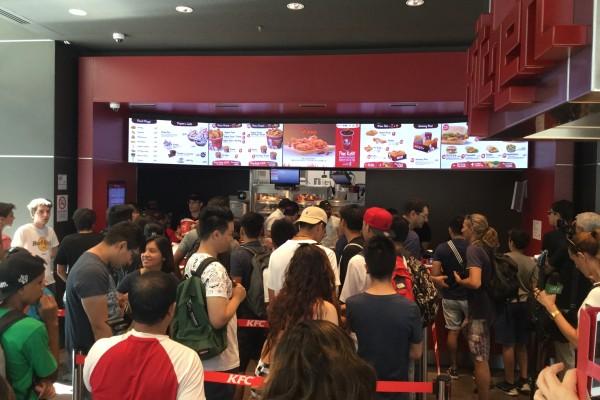 KFC_Bicocca_Apertura