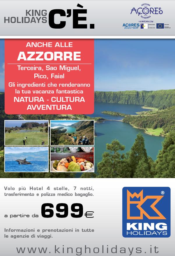 King-Holidays-Azzorre