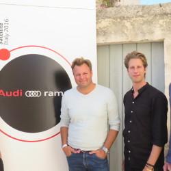Team di lavoro di Young Digitals con Ulrich Schwarze