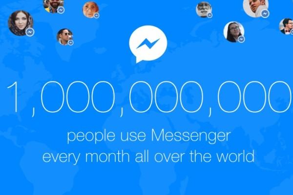messenger-1-miliardo