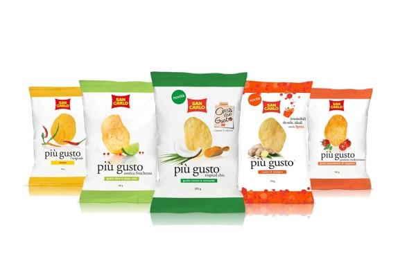San carlo presenta le nuove pi gusto cocco e curcuma for San carlo crea il tuo gusto