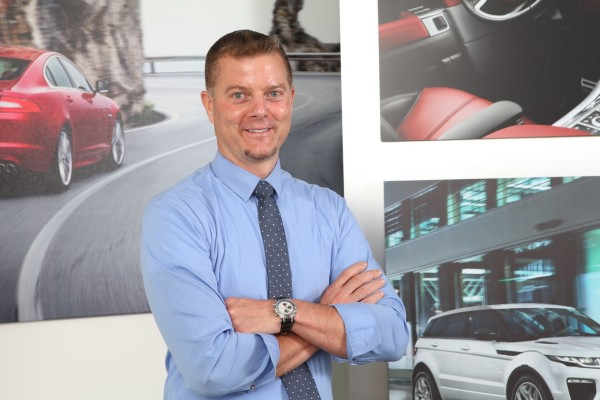 Timothy Karl-JAGUAR LAND ROVER ITALIA