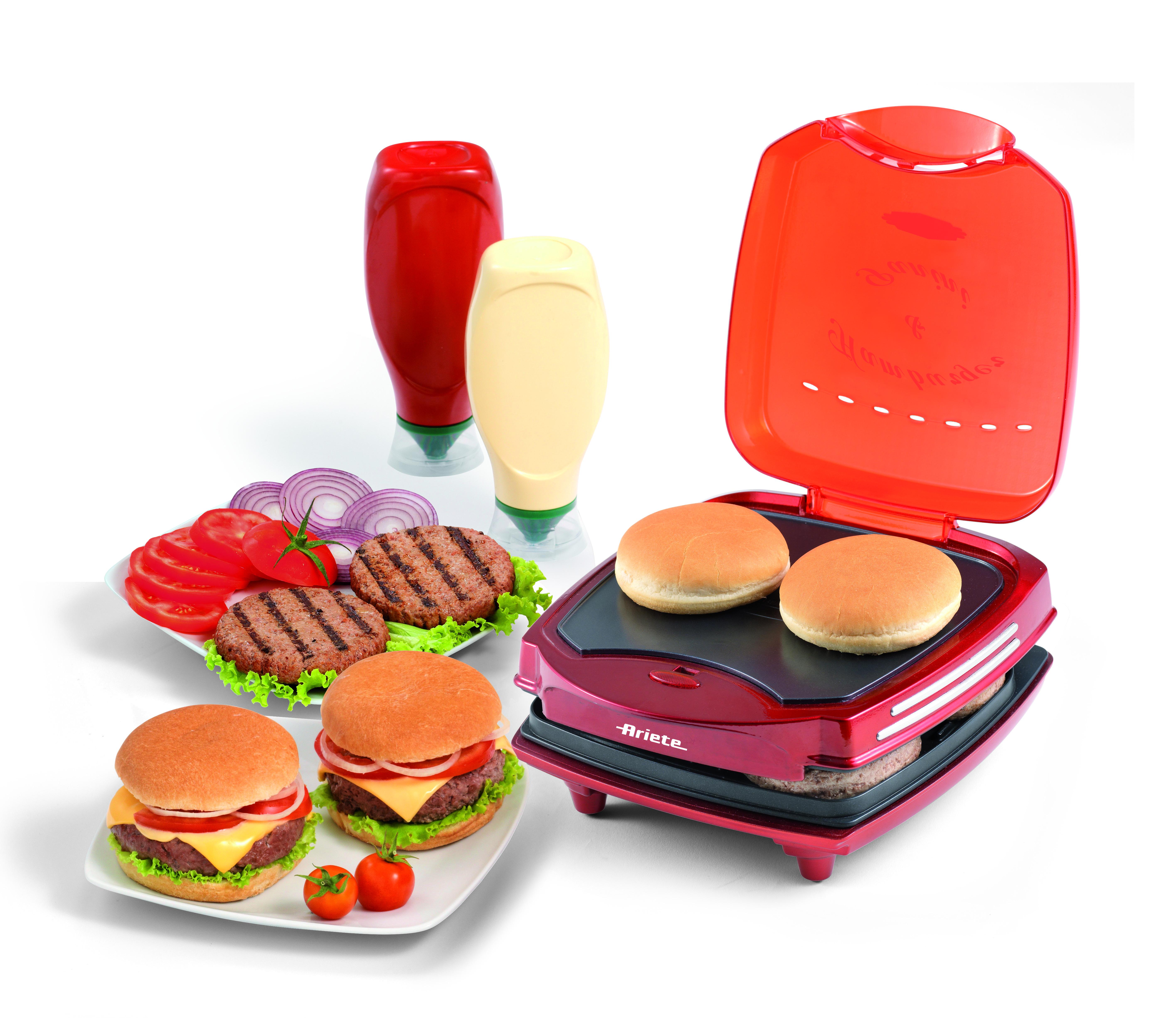 Ariete-hamburger-maker