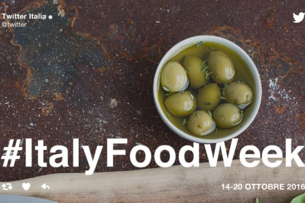#ItalyFoodWeek