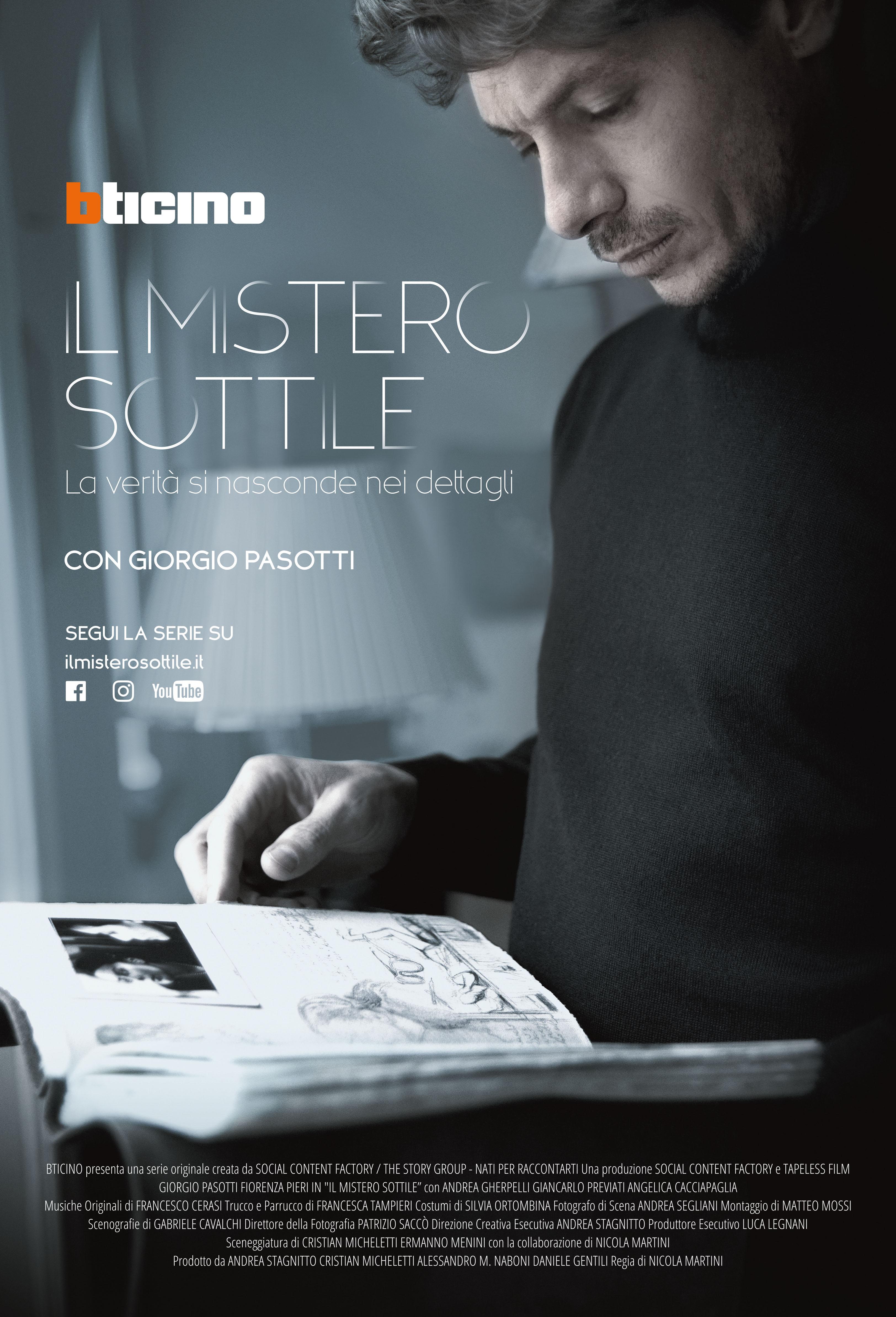 BTicino_IlMisteroSottile_manifesto_Corsera