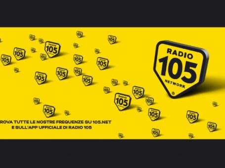 Radio105-Frequenze