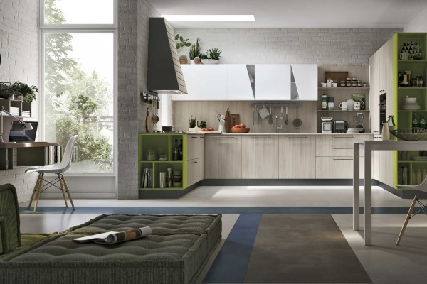 stosa cucine affida la gestione dei social a digitalmind. Black Bedroom Furniture Sets. Home Design Ideas