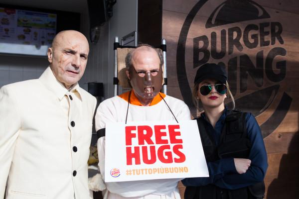 Burger King Campagna Social A Firma Di Serviceplan