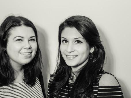 Chiara Zappacenere e Cristina Buonanno