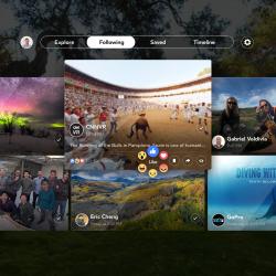 Facebook360-app