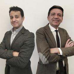 Enrico Gualandi e Fabrizio Fogli