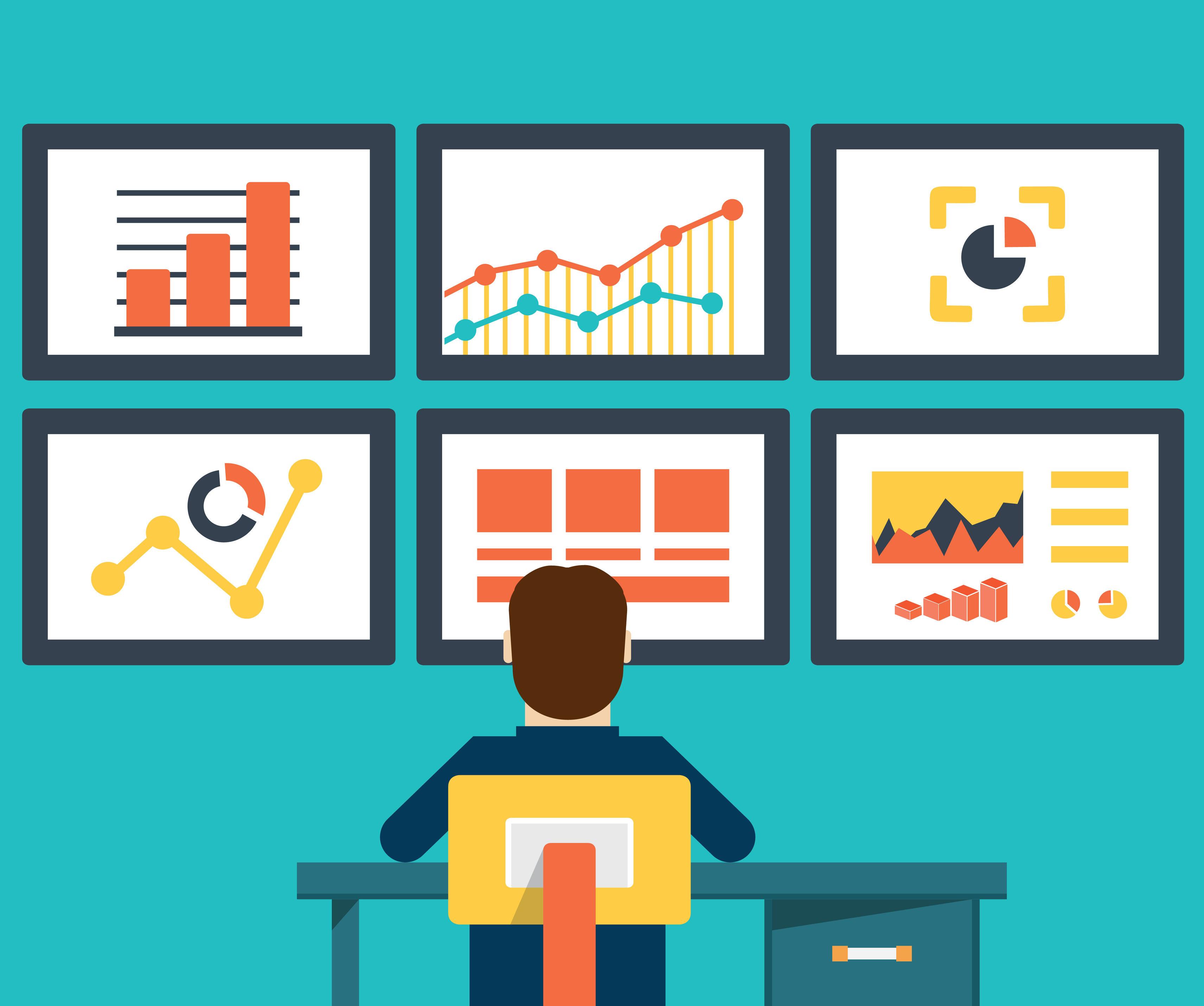 web analytics information