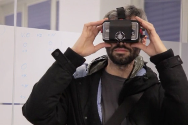 realtà virtuale- VR-ShowCase