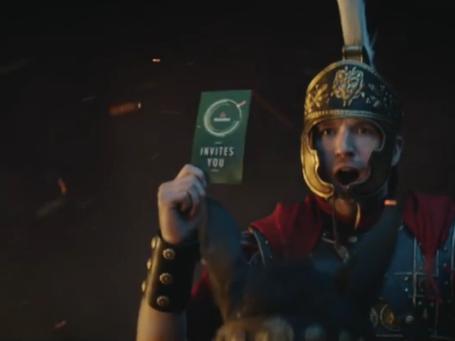 Heineken-spot-gladiatori