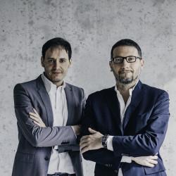 Massimiliano Ventimiglia e Umberto Basso