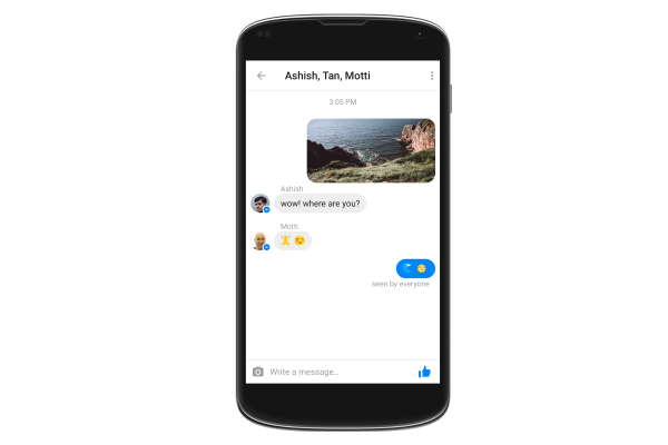 Facebook Messenger Lite arriva in Italia
