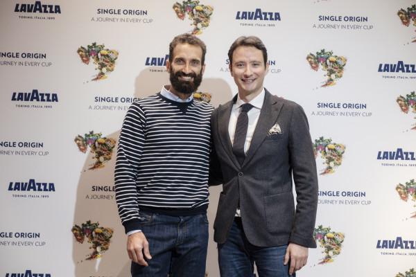 Alex Bellini e Carlo Colpo