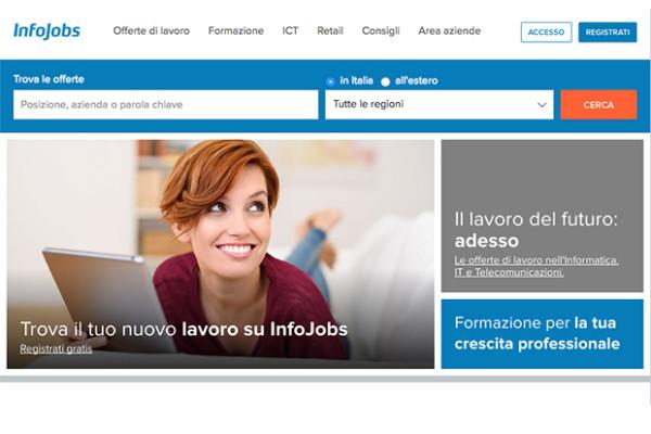Infojobs-Sito