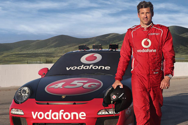 Vodafone lancia la rete 4.5G a 800 Mbps!