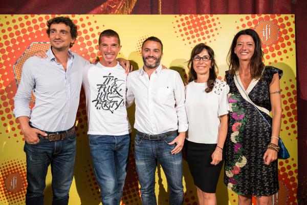 Capraro, Lampugnani, Nenna, Marazzini, Lanza