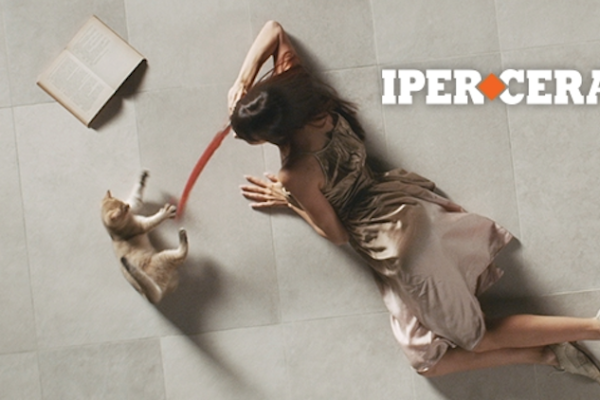 I gatti in iperceramica in televisione negli spot ideati da jack