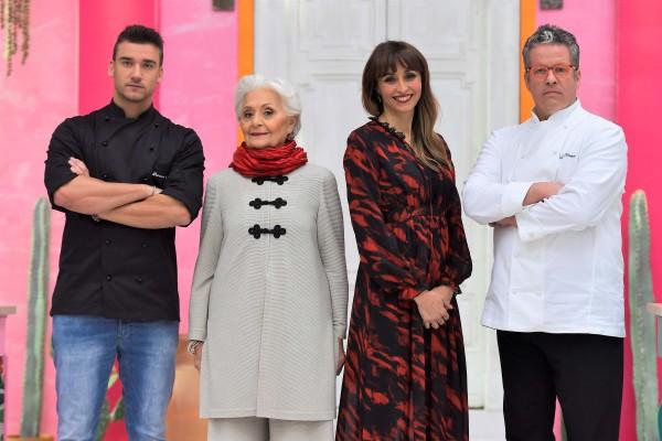 Bake Off, Elba davanti alla tv per Matteo Di Bennardo