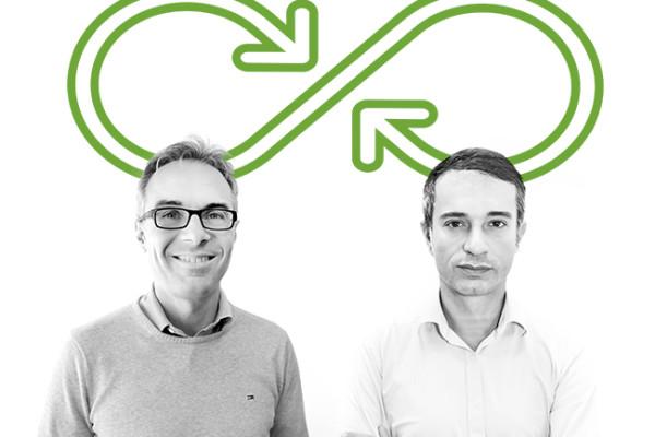 Alberto Rossi e Sergio Spaccavento