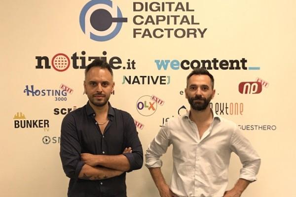 Massimiliano Squillace e Nicola Di Campli
