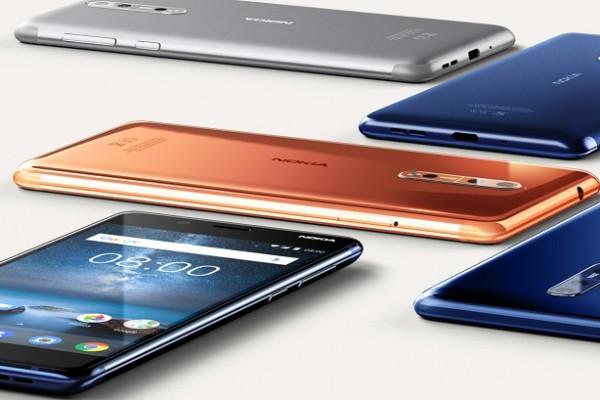 Nokia 8 arriva in Italia