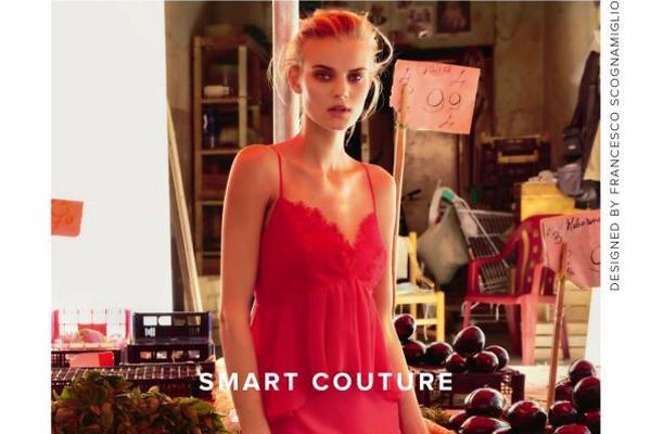Motivi lancia la nuova linea di abbigliamento Smart Couture  la campagna è  multimediale e1d893b86a16