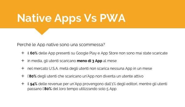 Native VS Web Copy