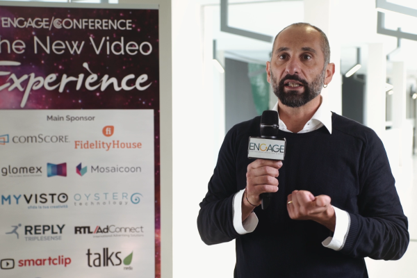 francesco milanesio-triplesense-engage-conference