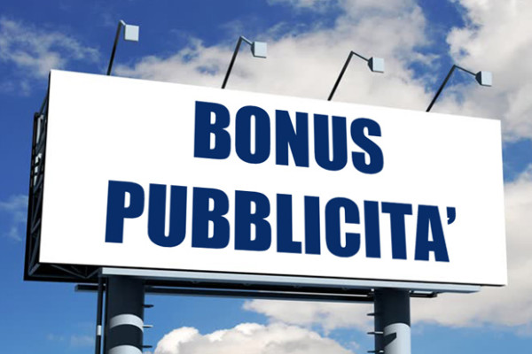 Bonus pubblicit gli incentivi per le testate online for Bonus sociale 2017