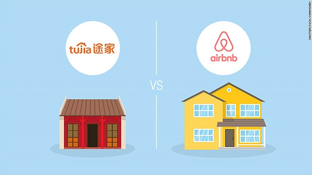 tujia-airbnb
