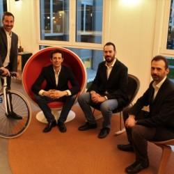 Francesco Rizzardi, Alberto, Stefano e Samuel Zilli