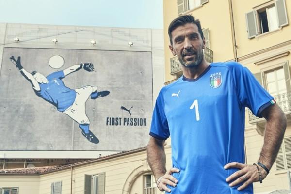 Svezia-Italia, Buffon: