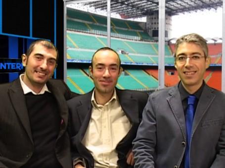 Fabio Costantino, Domenico Fabbricini, Michele Borrelli