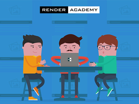 PlaySys-Render-Academy-e-learning