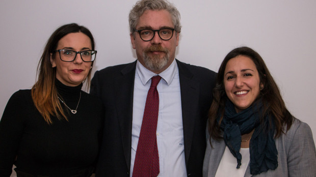 Valentina Chiodini, Marco Baliani, Alessandra Florenzi