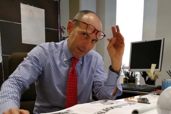 Giorgio Mulé si è dimesso da direttore di Panorama