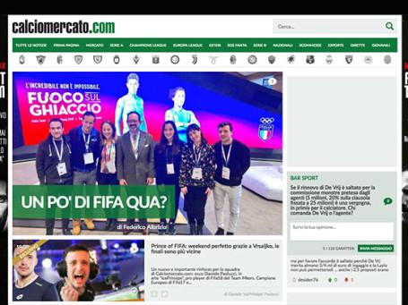 Calciomercato-E-sports