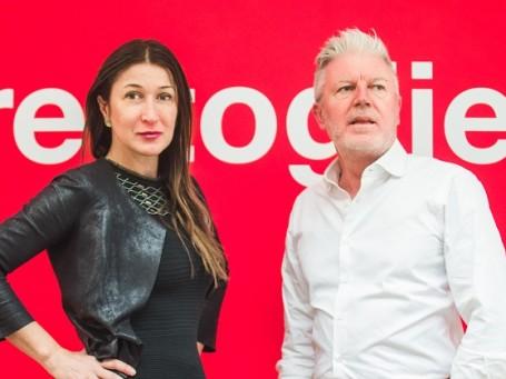 Marina Duprè e Mauro Miglioranzi