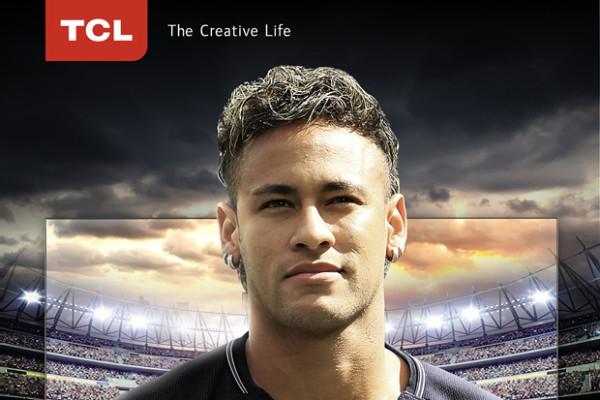 Neymar-TCL-Ambassador