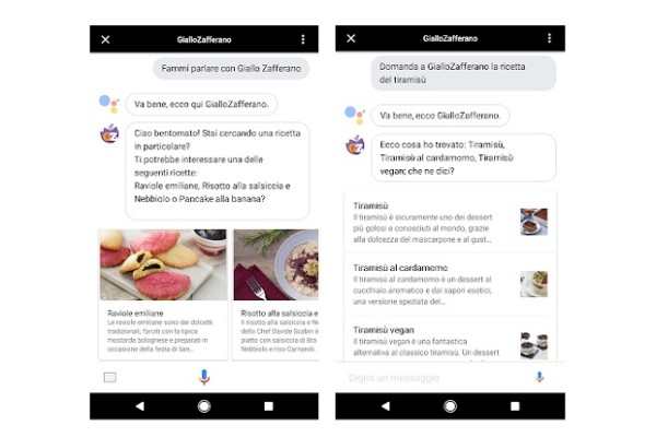 Google: arrivano in Italia le Actions on Google