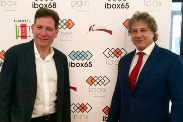 Alessandro Giglio e Massimo Pessina